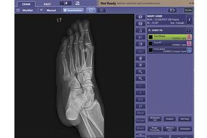 программное обеспечение рентгенографии