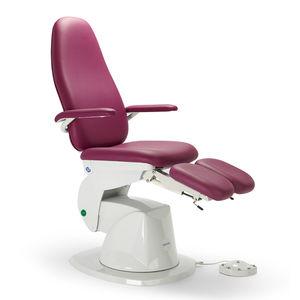 ортопедическое кресло для осмотра / электромеханическое / с регулируемой высотой / 3 секции