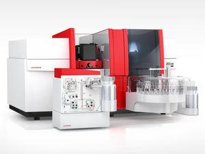 спектрометр MS/MS / с пламенем / с графитовой печью / компактный