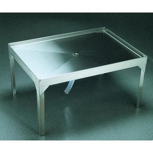 рабочий стол / для аутопсии / для сечения / прямоугольный