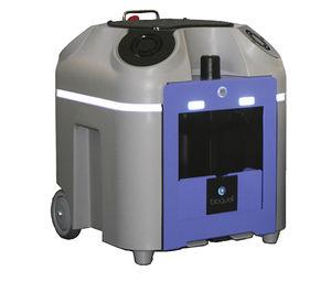 паровая система для дезинфекции / перекисью водорода / подвижная / автоматизированная