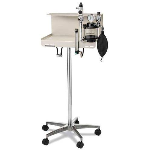 ветеринарная установка для анестезии / на тележке