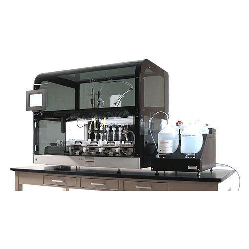 автоматическое устройство подготовки проб для лабораторий / Полностью автоматизированное / путем окрашивания / настольное