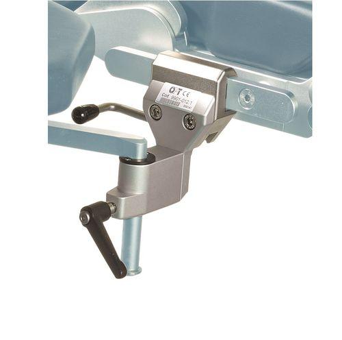 фиксированный зажим для операционного стола