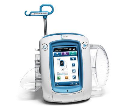 устройство для обработки ран отрицательное давление