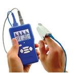 портативный пульсовой оксиметр / для педиатрии