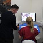 моделирующее устройство для обучения / стоматологическое / классная комната / гаптическое