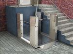 подъемная платформа для инвалидного кресла