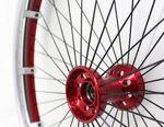 колесо для инвалидного кресла / из алюминия