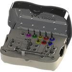 комплект инструментов для стоматологической имплантологии