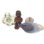 моделирующее устройство на беременность / женское / таз