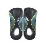 ортопедическая стелька для обуви 3/4 с продольной арочной опорой / с поперечным сводом / для взрослых