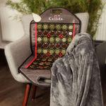 Чехол для кресла для массажа Шиатцу