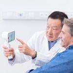 дерматоскоп видео / Белый светодиод / для ПК