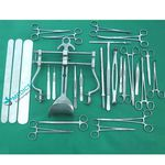 комплект инструментов для лапароскопической хирургии