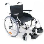 инвалидная коляска пассивного типа / для улицы / для помещений / с регулируемой высотой