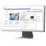 программное обеспечение для обмена информацией / для связи / для онкологии / клиническое