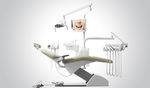 стоматологическая установка с электрическим креслом