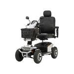 4-колесный электрический скутер / с корзиной