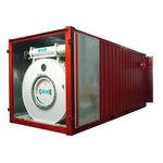 гипербарическая камера для декомпрессии / контейнеризованная / несколько мест