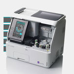 автоматический биохимический анализатор / ветеринарный / настольный