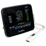 переносной ультразвуковой сканер / для эхографии для анестезии и интенсивной терапии / черно-белый / цветовой допплер