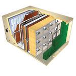 модульная установка для очистки воздуха