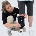 опорный каркас для упражнений с одним соединением / походка