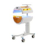 неонатальная лампа для фототерапии / на роликах / голубой свет