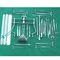 комплект инструментов для лапароскопической хирургииMI-STLAPMedicta Instruments