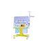 неонатальный инкубатор на роликахG1PT. FYROM INTERNATIONAL