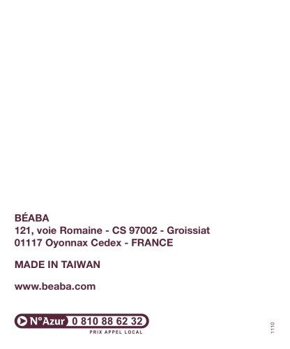 Béaba - Ballidoo
