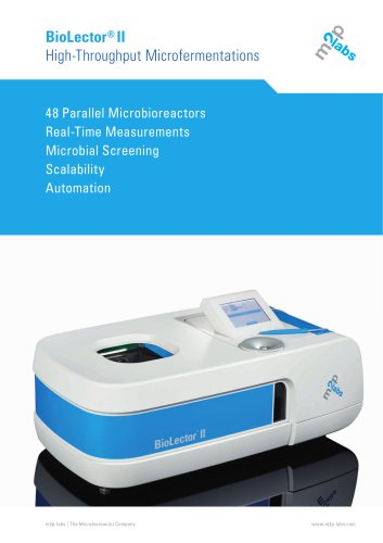 Flyer BioLector II