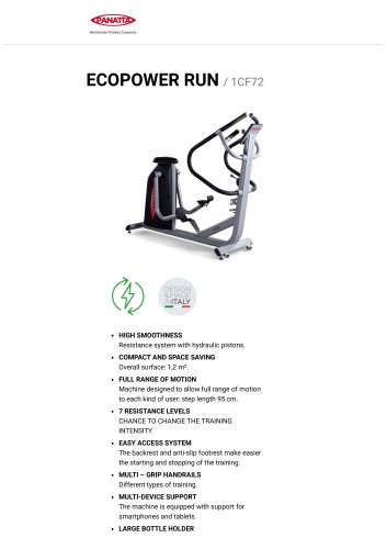 ECOPOWER RUN