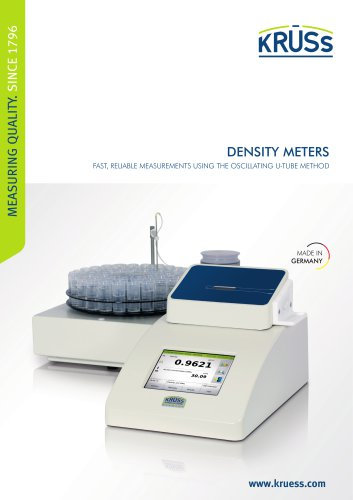 Density Meters