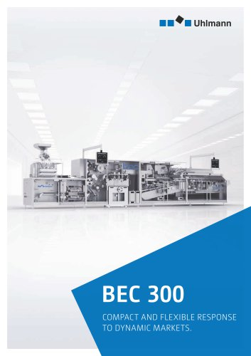 BEC  300 Blister Machines
