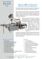 Series CMR Rotary Filling Machine
