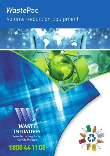 WastePac Bag Press