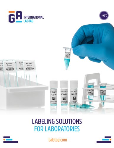 Labeling Solutions for Laboratories - Labtag.com