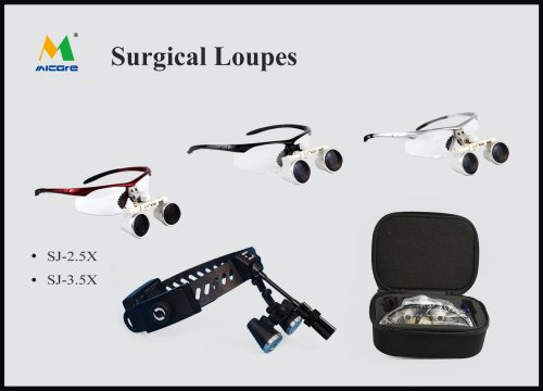 SJ Surgical Loupe