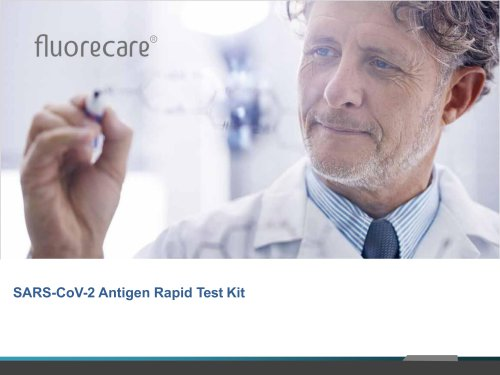 FLUORECARE ANTIGEN TEST KIT FOR COVID-19