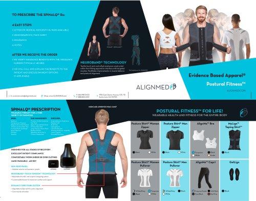 AlignMed® Combo Brochure