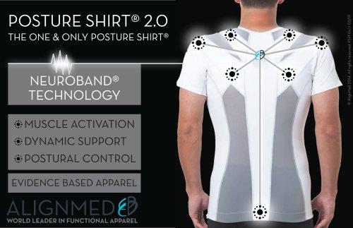 Posture Shirt® for Men