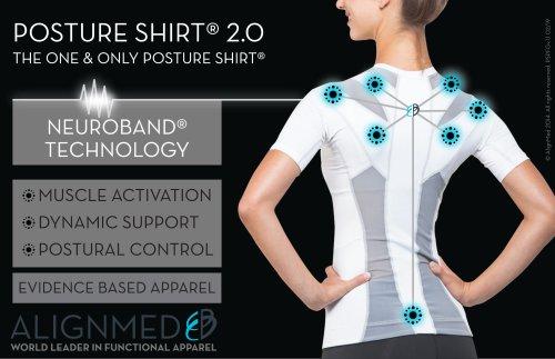 Posture Shirt® for Women