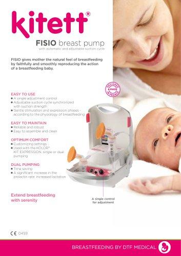 FISIO breast pump