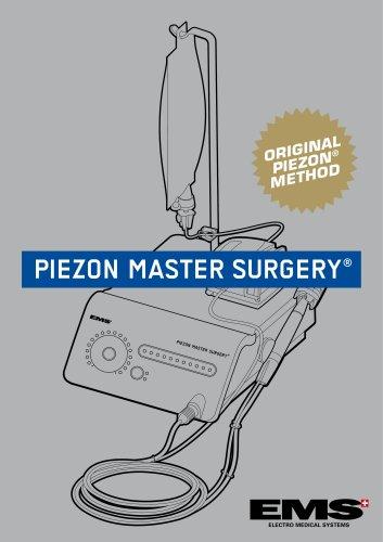 FA-259 Piezon® Master Surgery Brochure
