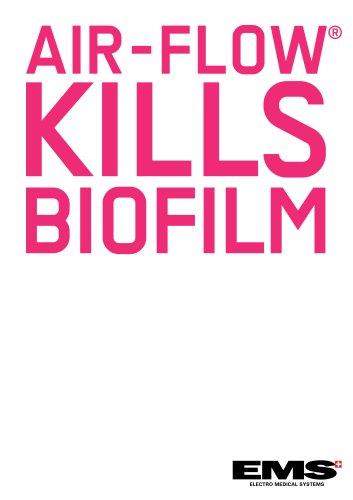 FA-272 AIR-FLOW® Kills Biofilm Brochure