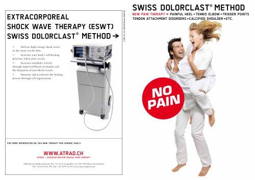Swiss DolorClast® Patient-Brochure (FA-138/EN) - ENGLISH