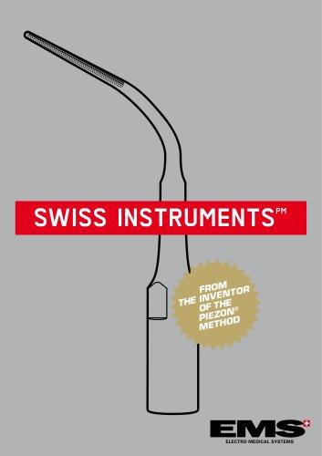 Swiss Instruments Brochure