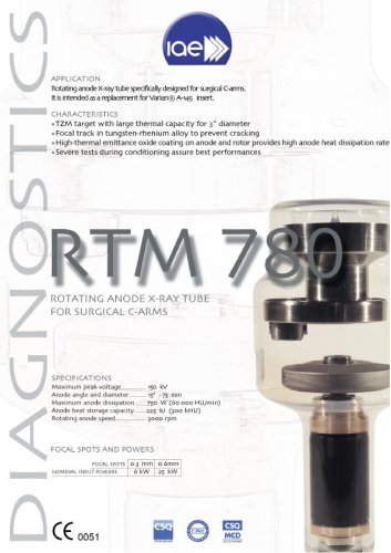 RTM 780